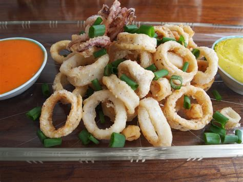 calamar cuisine chicharron de calamar fried calamari is tastier