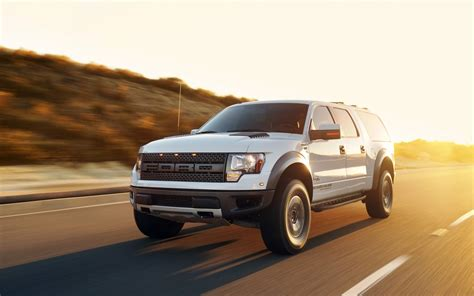 Ford Suv Car by 2013 Hennessey Ford Velociraptor Suv Wallpaper Hd Car