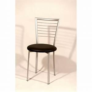 Chaises De Cuisine Modernes : chaise de cuisine moderne le monde de l a ~ Teatrodelosmanantiales.com Idées de Décoration