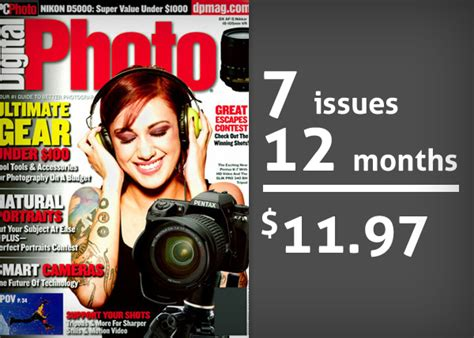 photography magazines worth subscribing