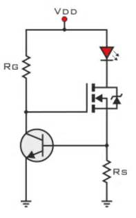Low Overhead Constant Current Led Driver Electrical
