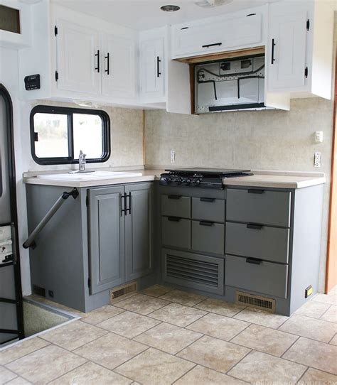 Ideas To Update Kitchen Cabinets - avoid this costly rv mistake mountainmodernlife com
