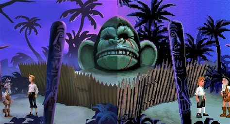 gallery monkey island  remake