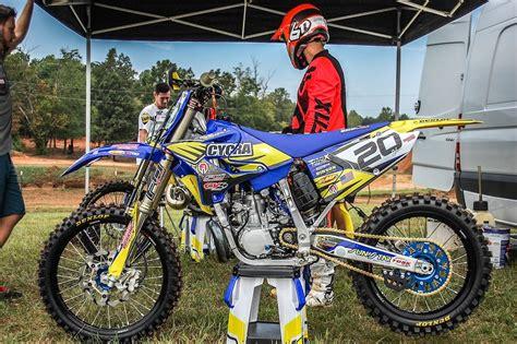 YZ plastics conversion - Moto-Related - Motocross Forums ...