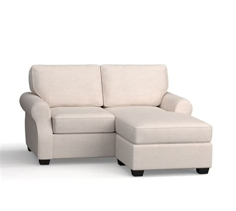 Small Space Sectionals  Pottery Barn