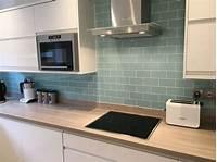 kitchen tile ideas Kitchen Tiles Ideas Pictures Cream Units - Horner H&G