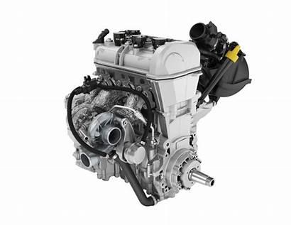 Engine Turbo 900 Ace Motor Rotax Ski