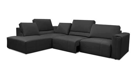 canap d angle avec relax canape d angle relax xl en tissu avec dossier réglable