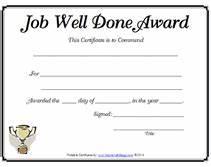 job well done certificate wwwpixsharkcom images With well done certificate template