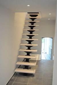 Escalier Droit Bois : escalier design do up blog ~ Premium-room.com Idées de Décoration