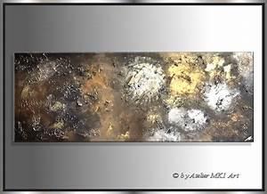 MK1 Art Bild Leinwand Abstraktes Gemälde Kunst Bilder