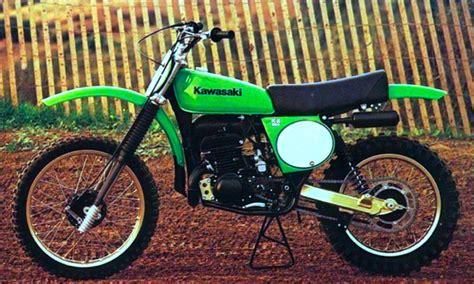 Dirt Bike Wiring Diagram 1974 by Kawasaki Motocross History 1963 2016 Pulpmx