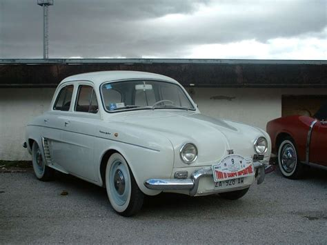 renault dauphine curbside classic renault r10 when being a better