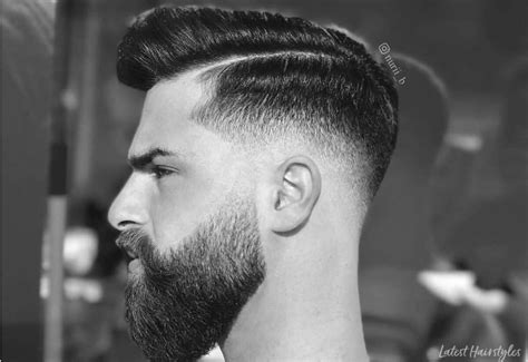 mens fade haircuts    type  fade