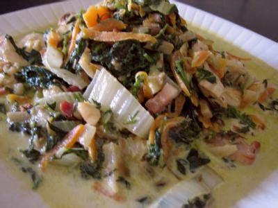 cuisine blanc de poulet blancs de poulet aux fanes de carottes supertoinette la cuisine facile