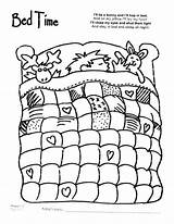 Coloring Quilt Bedtime Bed Night Sheet Animal Sheets Printable Quilting Cartoon Drawing Colouring Pattern Giraffe Worksheets Bedroom Blender Getcolorings Clip sketch template