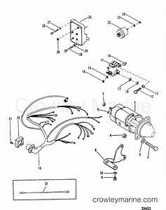 Mercruiser 57 Starter Wiring Diagram