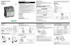 Schneider Electric Tsxetg100 Installation Guide
