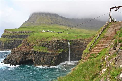 Gásadalur - Rich in Beauty, Short on Residents