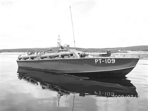 Jfk Pt Boat pt 109 the boat captained by jfk wwii