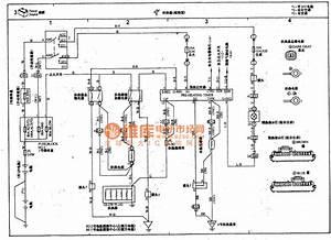 Toyota Coaster Coach Pre-plug Super Model  Circuit Wiring Circuit Diagram