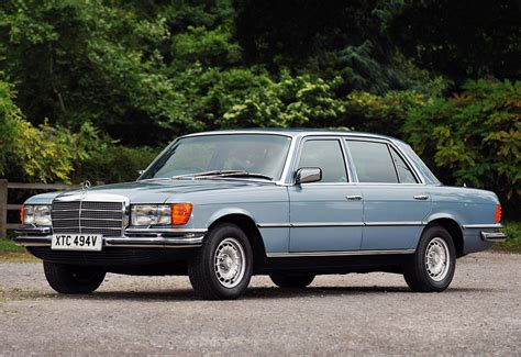 W116 s, se, sel, sd class. 1972 Mercedes-Benz 450 SEL (W116) - specifications, photo, price, information, rating