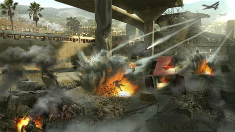 Call Of Duty Black Ops 2 Concept Art By Eric Chiang
