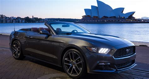 2015 Ford Mustang Pricing And Specifications