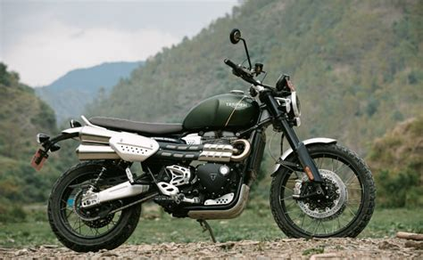 Modification Triumph Scrambler 1200 by Triumph Scrambler 1200 Xc All You Need To Ndtv