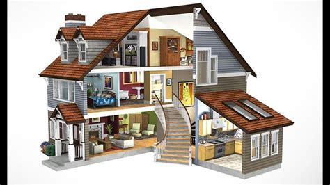 3d Home Design  How To Design 3d Home In Illustrator