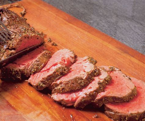 beef tenderloin roast how to roast a beef tenderloin finecooking