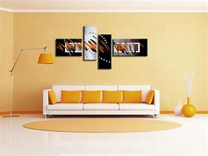 decoration murale design peinture With panneau de couleur peinture murale 5 tableau abstrait abstract face