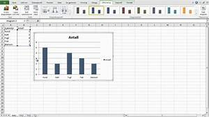 Excel - Lage Diagram