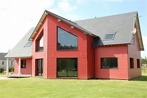 Ossature Bois Maison : ossature bois alliance bois construction ~ Melissatoandfro.com Idées de Décoration