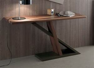 Zee Contemporary Console Table