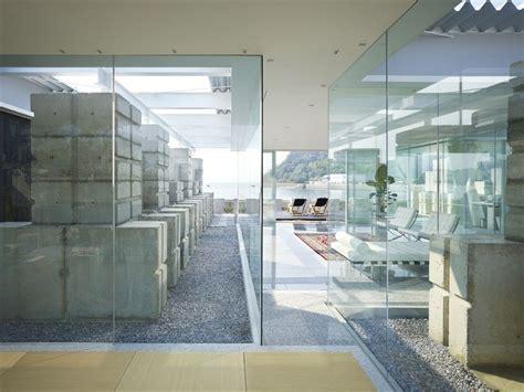 interior glass walls for homes glass walls interior design ideas