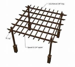 Holz Pergola Selber Bauen : pergola selber bauen ideen bilder und anleitung ~ Lizthompson.info Haus und Dekorationen