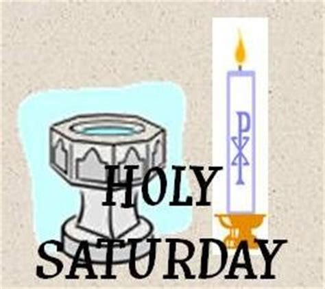 Image result for holy saturday photos
