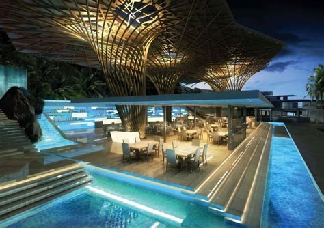 Fivestar Luxury At The Tropical Zilwa Resort In The