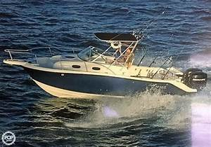 Used Power Boats Cuddy Cabin Mako Boats For Sale