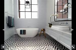 maybe keep the pallette simple white marble or porcelain With cost to paint bathroom