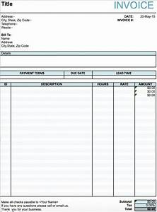 Free artist invoice template excel pdf word doc for Artist invoice template