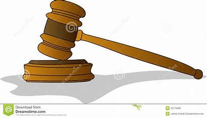 Judge Gavel Clipart Judges Drawing Mallet Vector