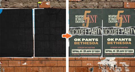 outdoor mockup photoshop templates pack   media