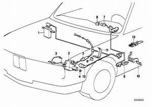 1995 Bmw 525i Engine Diagram : 35411161935 bmw bracket for accelerator bowden cable ~ A.2002-acura-tl-radio.info Haus und Dekorationen
