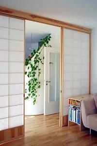 Trennwand Dachschräge Selber Bauen : shoji japanische schiebet r selber bauen mit dem shoji holzset ~ Markanthonyermac.com Haus und Dekorationen
