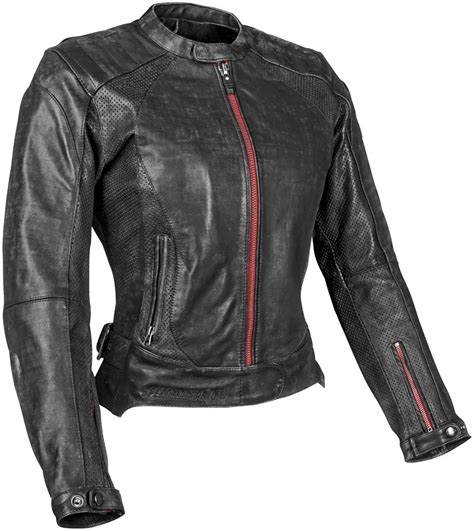 motorcycle riding leathers speed and strength black widow women 39 s leather motorcycle