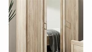 Kleiderschrank 150 Cm : kleiderschrank meran in eiche s gerau mit spiegel 150 cm ~ Indierocktalk.com Haus und Dekorationen