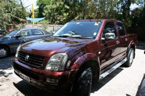 2003 Used Holden Rodeo Ra Lt Crew Cab Car Sales Wyong Nsw