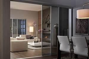 Raumteiler Schöner Wohnen : raumteiler aus holz und glas ~ Sanjose-hotels-ca.com Haus und Dekorationen